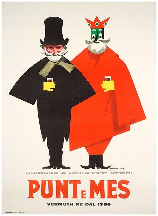 Punt e Mes Vermuth, Carpano Giuseppe Verdi