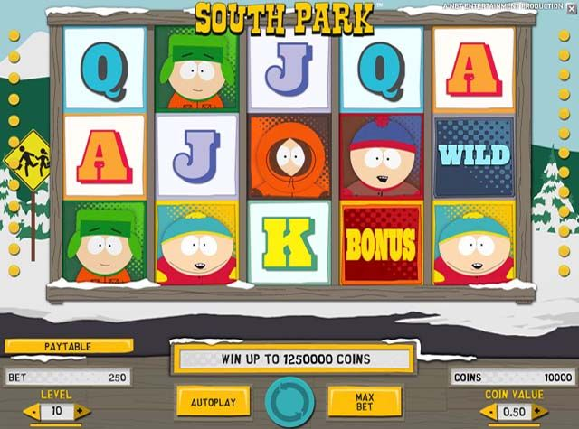 Finally – the South Park Video Slot Is Here!