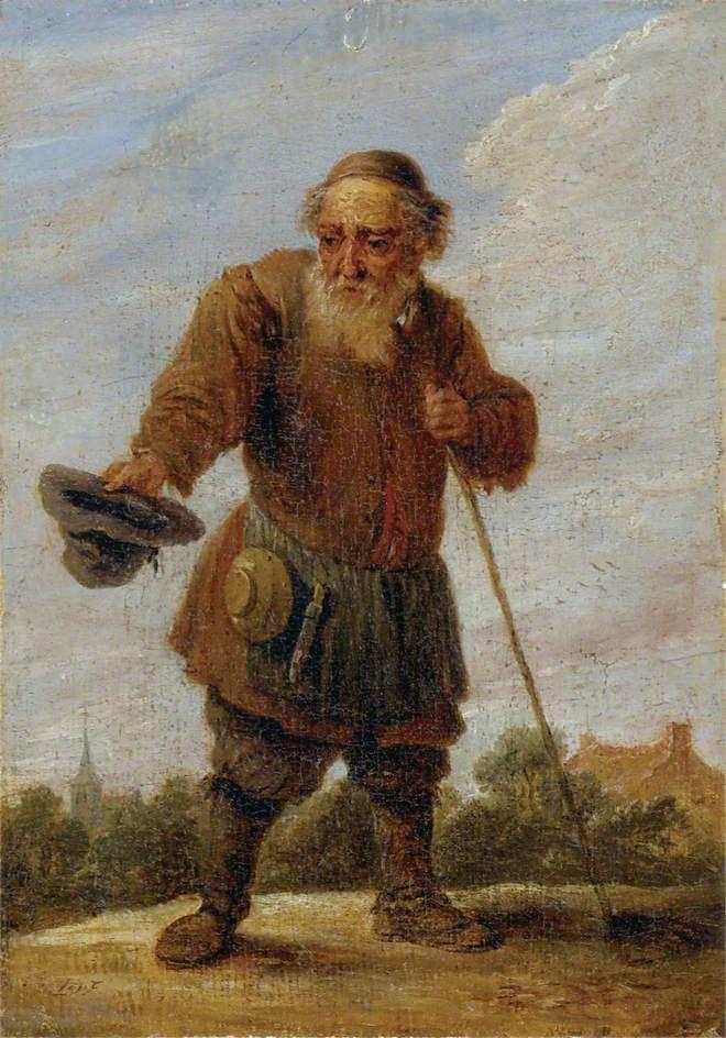 Odysseus man of many traits