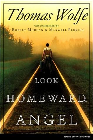 """Look Homeward, Angel"" - I was about to give up after a 100 pages when this novel finally captured my heart, and it has never left me since. My admiration for it led me to buy ""You can't go home again"" the first week after moving to a new continent, but I have never had the courage to actually read it - and I probably won't until I return home...I guess I am desperate to prove Thomas Wolfe wrong..."
