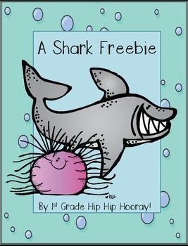 Ocean Life...Shark Freebie