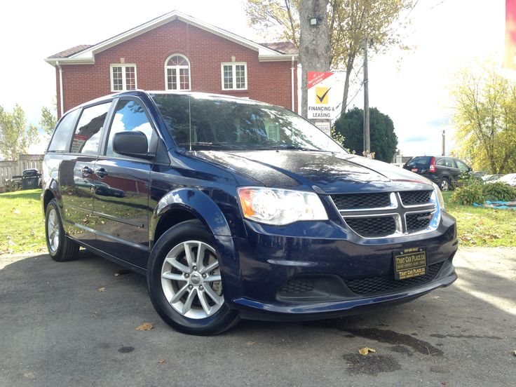 The 2014 Dodge Grand Caravan priced at $17,468 that's $63wk for 84mths only $0 down @ 4.9%. It has a 3.6 litre engine with tip tronic, quad seating, dual sliding doors with stow & go. For those long drives, feel safe with anti-lock brakes, alloy wheels, side impact airbags and a traction control system. For the kids there is commercial free satellite radio, CD player w/ USB input with premium sound, Bluetooth w/ phone connect, hands free and always in touch, Come in and test drive one today.