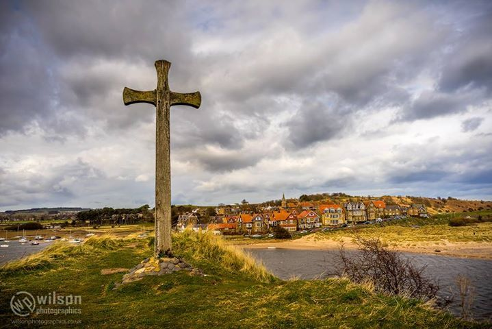 Northumberland Landscapes - St. Cuthberts Cross I've always wanted to visit #StCuthbertsCross at #Alnmouth in #Northumberland. Ive seen many shots of St.Cuthberts Cross on the hilltop on the southern side of the harbour looking back to the town across the mouth of the #RiverAln and the #AlnEstuary but always wanted to nab one for myself. Be aware though the track down to the dunes is somewhat akin to driving on the surface of the moon! We didn't stay too long because it was VERY windy cold…