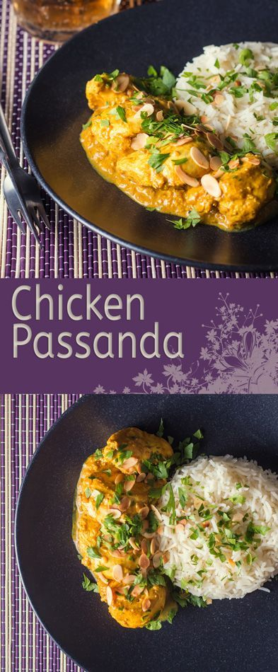 Chicken Passanda Recipe: A chicken passanda is a relatively mild 'Mughal' curry loaded with yoghurt and almond and is one of my absolute favourites.