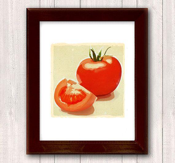 Kitchen Decor Vegetables: 15 Best Images About Decorations For Kitchen On Pinterest