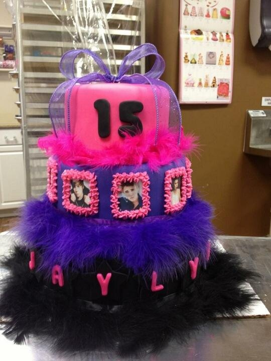 39 best Jb cake images on Pinterest Justin bieber cake Birthday