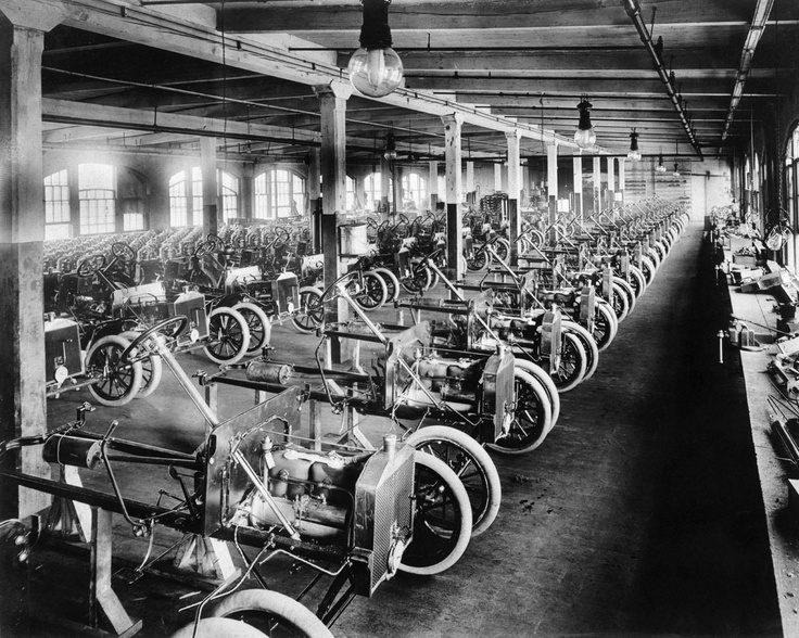 Ford Motor Company Piquette Plant - Detroit