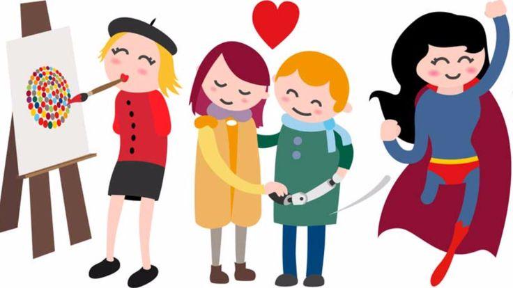 Inklumojis von Aktion Mensch - Jetzt gibt es Emojis mit Behinderung