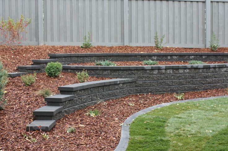 accent retaining walls landscaping | Landscape Supplies | Landscape Rock | Paving Stones | Plants Trees ...