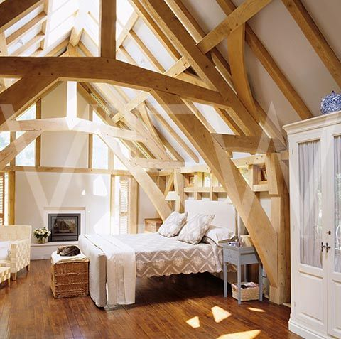 13 best timber frame extension images on Pinterest | Timber frame ...