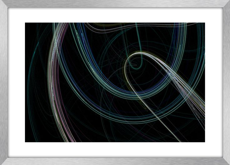 ORBITAL DANCES | Abstract, fractal, Greece, wall art, fine art print, canvas prints by KBphotostudio on Etsy