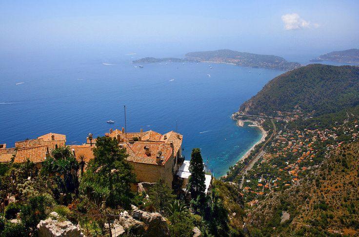 Eze, Riviera Francesa - França