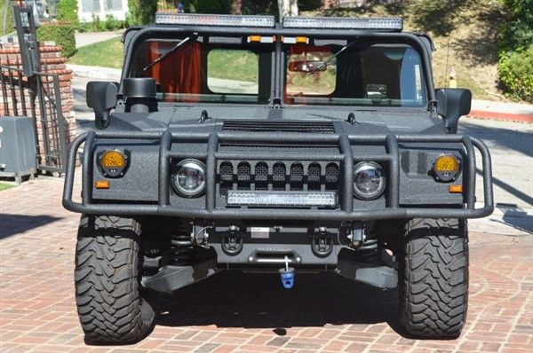 2002 Am General Hummer H1 Open Top Custom Classic Cars Cars For
