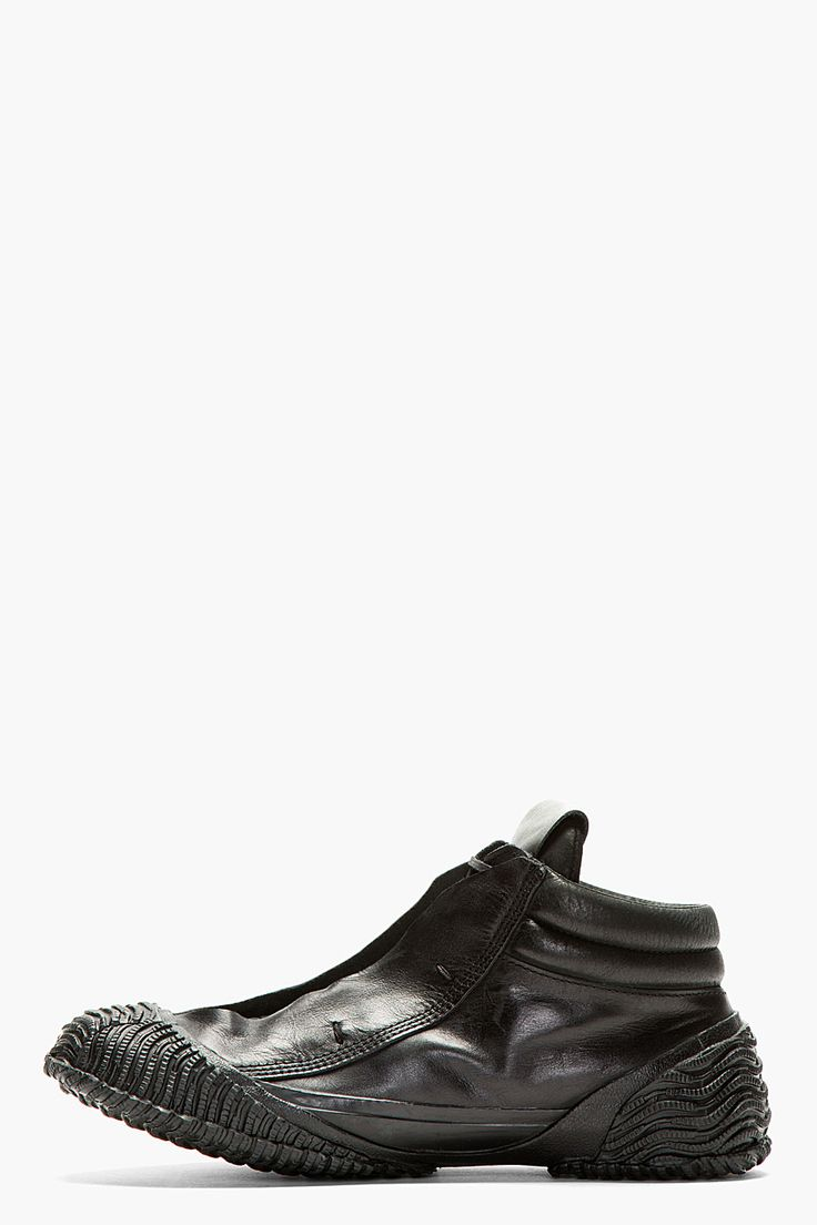 Professional Sale Mens Ann Demeulemeester Brogue Detailing Slip-On Sneakers Special Sales