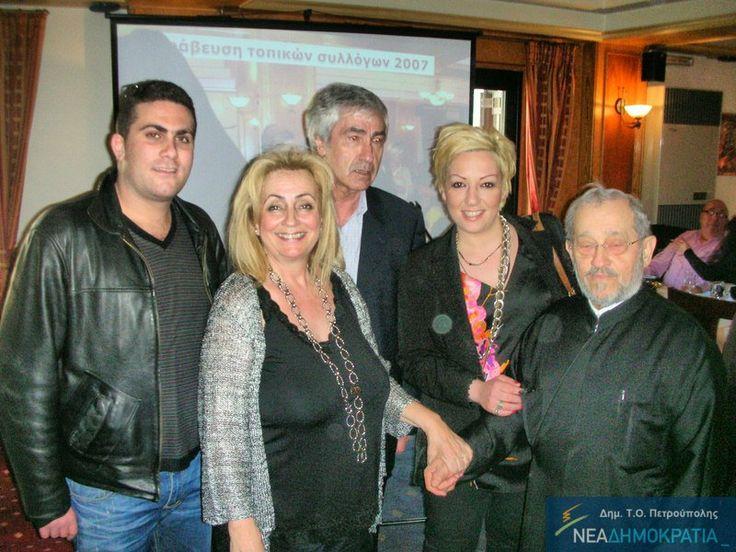 """Στο ρεστοράν """"Lascala"""", πραγματοποιήθηκε φιλανθρωπική εκδήλωση του Συλλόγου «Μαζί για τον Άνθρωπο» και τιμήθηκε ο πανελληνίως γνωστός ως πρώτος Έλληνας σημαιοφόρος σε αμαξίδιο Στέλιος Κυμπουρόπουλος, ψυχίατρος, άνθρωπος, σύμβολο θάρρους, ελπίδας και αγάπης για τη ζωή."""