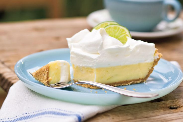 Southern Living Key Lime Pie