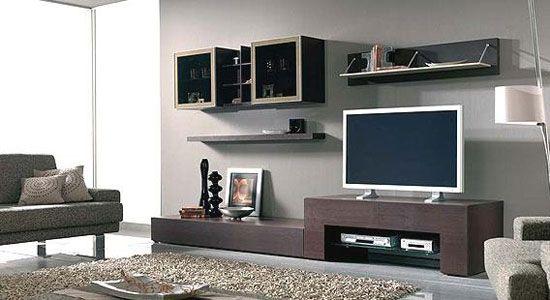 Como decorar un living moderno para m s informaci n for Como amueblar un living grande
