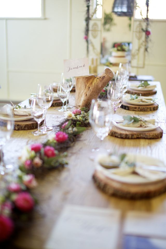 Rustic Australiana theme from: Happily Ever After Bridal Fair