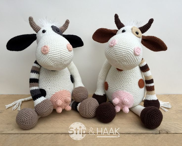 Amigurumi Patterns Cow : The best images about amigurumis free pattern