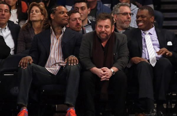 Latrell Sprewell reconciles with James Dolan, sits with him at Knicks game - http://www.truesportsfan.com/latrell-sprewell-reconciles-with-james-dolan-sits-with-him-at-knicks-game/