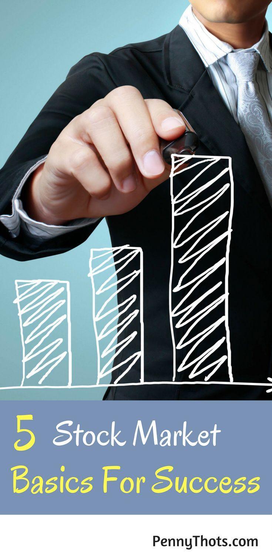 Best 25+ Stock Market Basics Ideas On Pinterest  Financial Stocks, Buy  Stocks And Stocks And Shares
