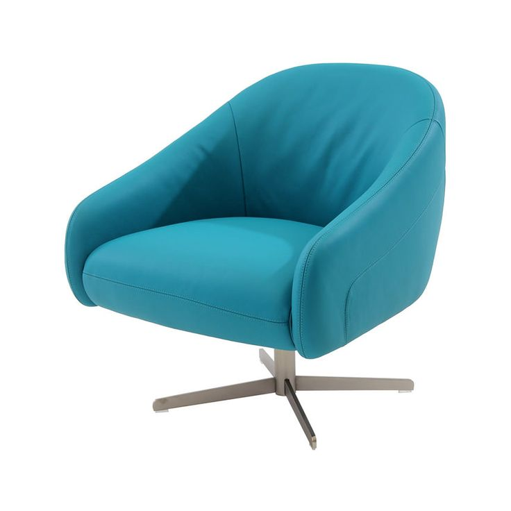 25 best mid century modern images on pinterest medieval for Modern swivel accent chair