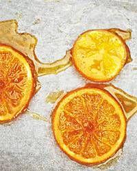 Obst: Orangen kandieren | BRIGITTE.de