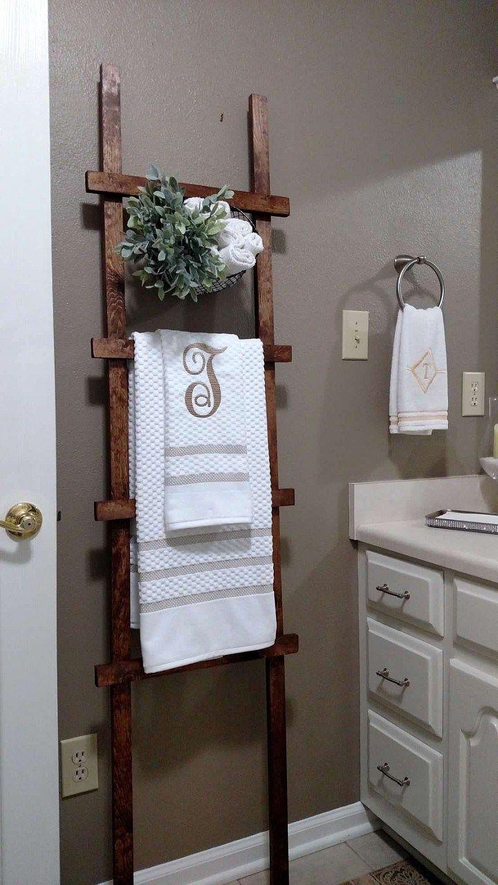 Diy Blanket Ladder Blanket Ladder Decor Diy Blanket Ladder Blanket Ladder
