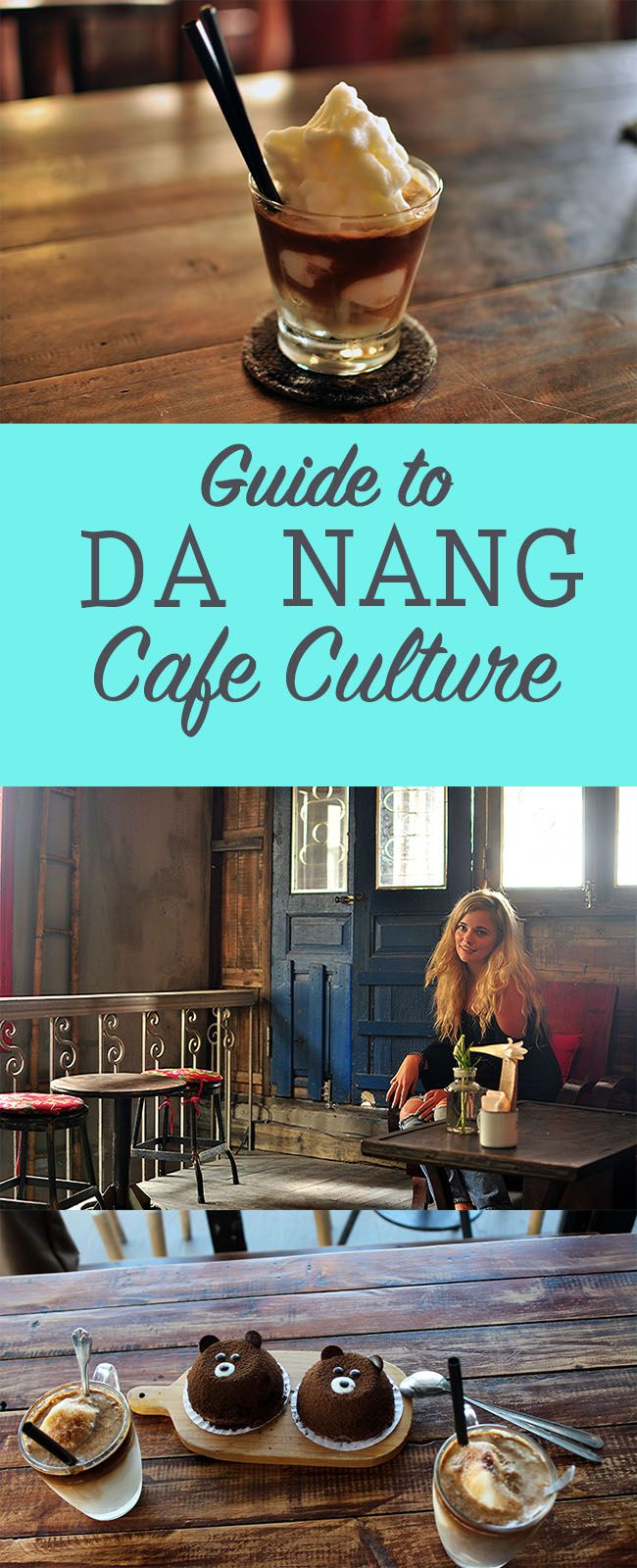 Da Nang is Vietnams best kept secret! And home to some amazing cafes