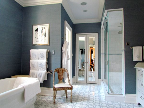 1000 Images About Grasscloth Wallpaper On Pinterest Cloths Bathroom Cabinets And Grass Cloth