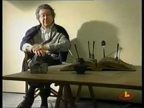 Antoni Tápies - Reportaje 1/3 - YouTube