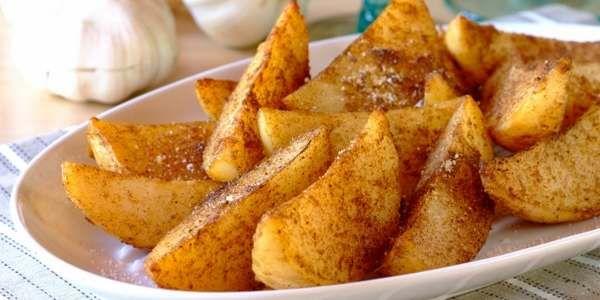 patate al forno croccanti ricette