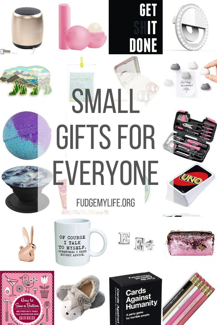 25 Small Gifts that Everyone Will Love