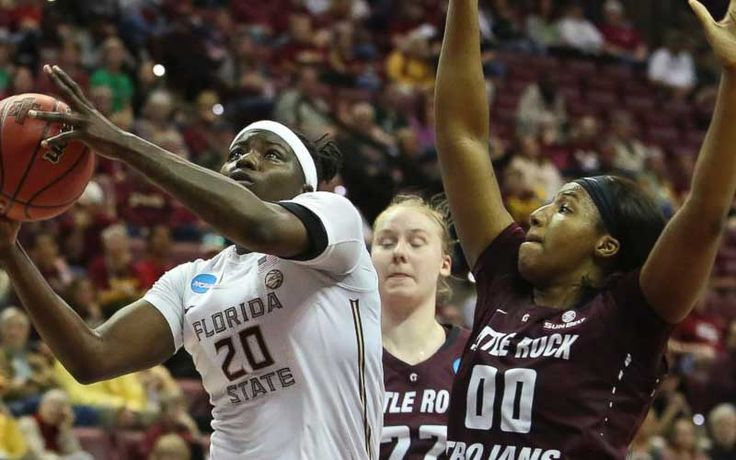 Florida State 91 Little Rock 49