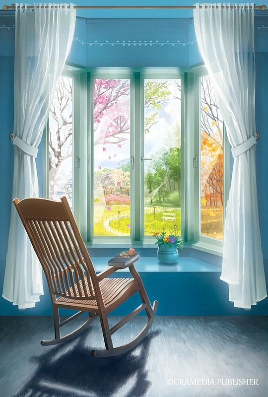 """""""Chair By The Window"""" by Henryca Citra"""