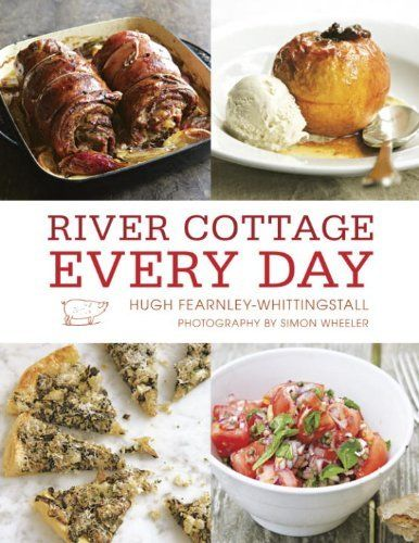 River Cottage Every Day by Hugh Fearnley-Whittingstall, http://www.amazon.com/dp/B004HFRJFS/ref=cm_sw_r_pi_dp_iBYzsb0H67Q21