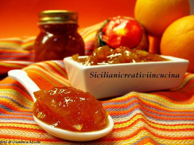 Marmellata di arance di Ribera, ricetta dell'Artusi | SICILIANI CREATIVI IN CUCINA |