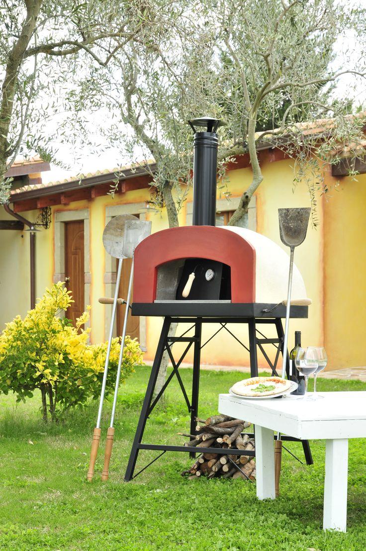 Subito Cotto model 60 x 60 by Zio Ciro, red mouth  www.zio-ciro.com