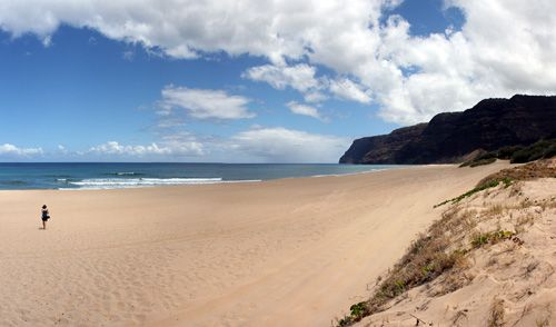 Barking Sands Beach, West Kauai, HI