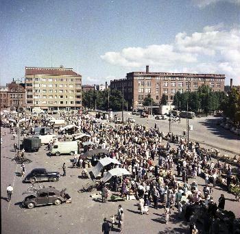Tammelantori 1960