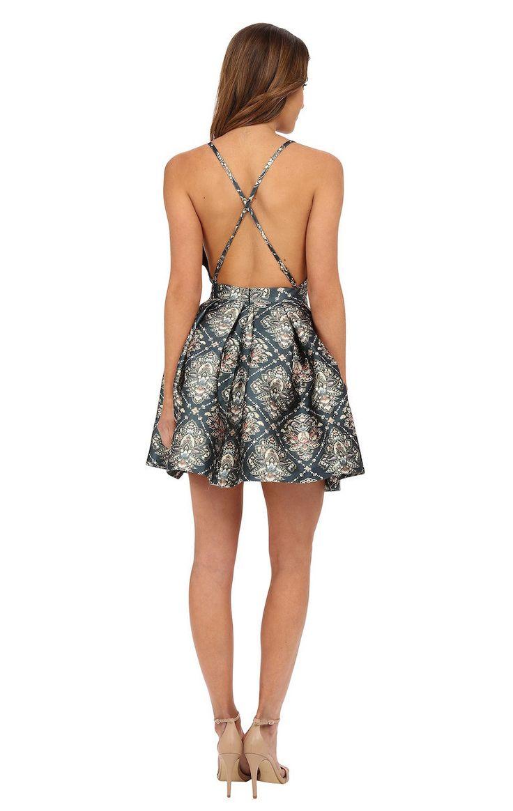 MinkPink Dare to Dance Halter Dress - Frendz & Co.  - 1