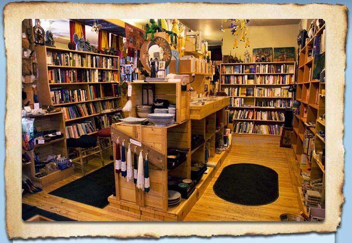 Prairie Sky Books, 871 Westminster Ave., Winnipeg Manitoba