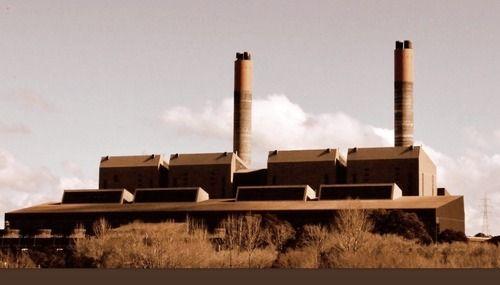 Got doom? Huntly Power Station, New Zealand.