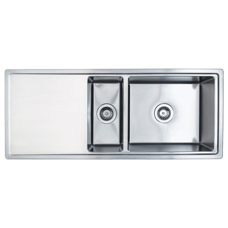 Ikea Uk Stainless Steel Kitchen Cabinets: $449 BREDSKÄR 1 1/2 Bowl Insert Sink With Drainer