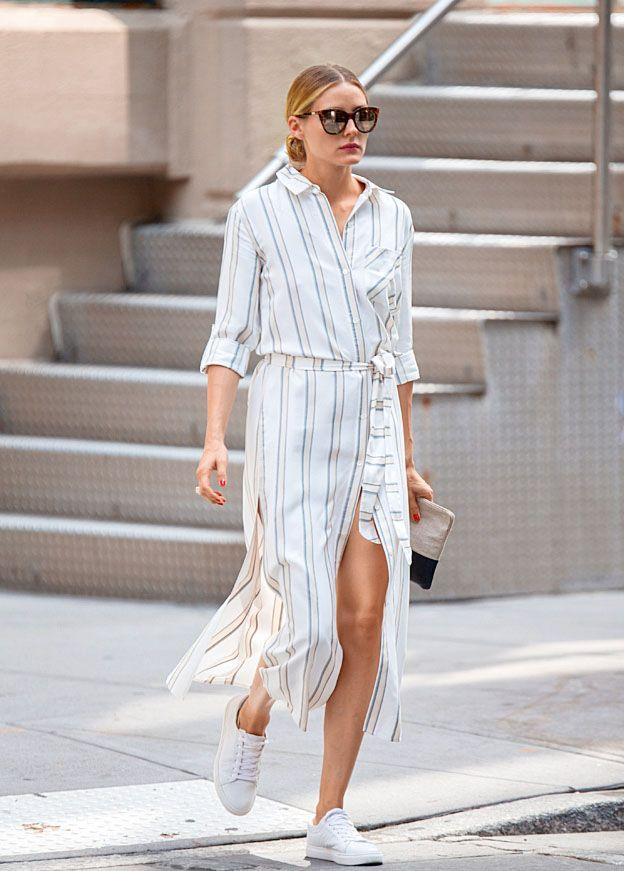 Olivia Palermo in New York, 2016 | Оливия Палермо в Нью-Йорке, 2016