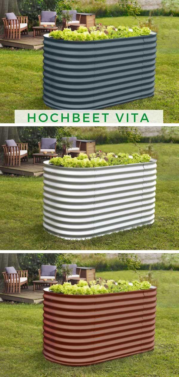 Hochbeet Vita 858 Hochbeet Gemuse Pflanzen Pflanzen