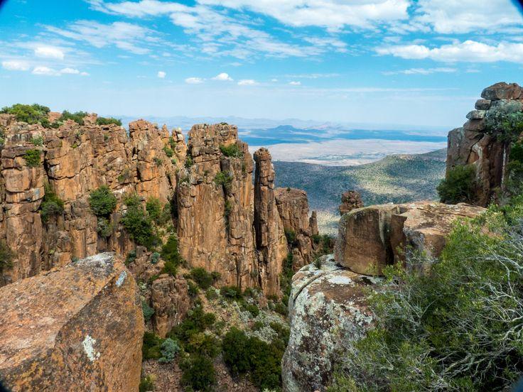 Valley of Desolation, Karoo