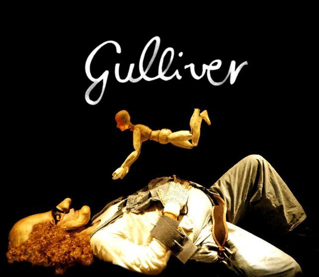 "Trailer for the Theater Play ""Gulliver"" by Viajeinmóvil"