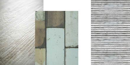 Lankkukuosien rauhallisesti toistuva rytmi viehättää. Maalatun, kuluneen laudan kuviot toistuvat yhtä valloittavina eri käyttötarkoituksiin soveltuvissa ja eri hintaisissa materiaaleissa. www.k-rauta.fi #sisustustrendit