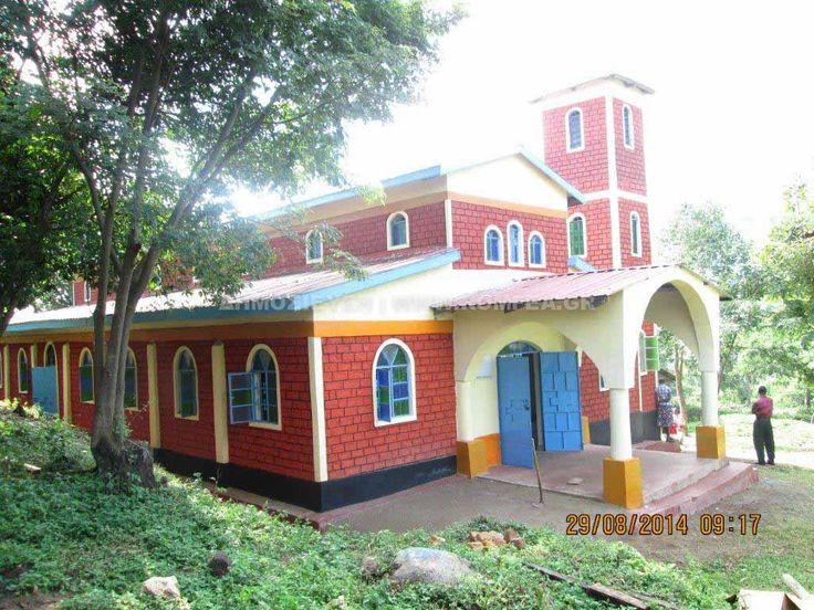 Ἐγκαίνια Ναοῦ τοῦ Ἁγίου Πορφυρίου στὴν Κένυα  | Άγιος Πορφύριος Καυσοκαλυβίτης